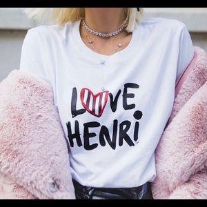 Love Henri Limited Edition Shirt